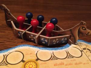 Hengist Keel Boat