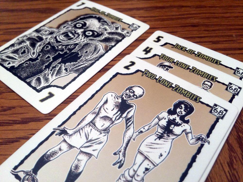 Pittsburg 68 Zombies