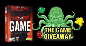 The Game Giveaway