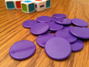 Dodge Dice Chips