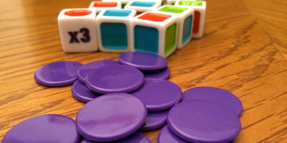 Dodge Dice Review
