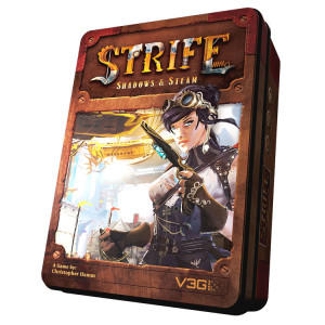 Strife Shadows and Steam