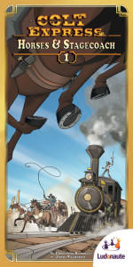 Colt Express Horses and Stagecoach Expansion