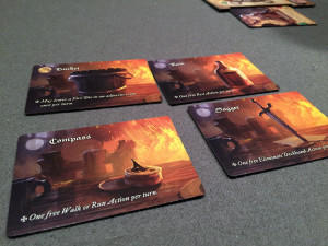 Dead Men Tell No Tales Item Cards