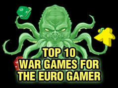 Top 10 Euro Style War Games