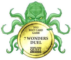 7 Wonders: Duel Winner