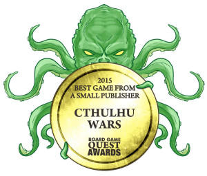 Cthulhu Wars Winner