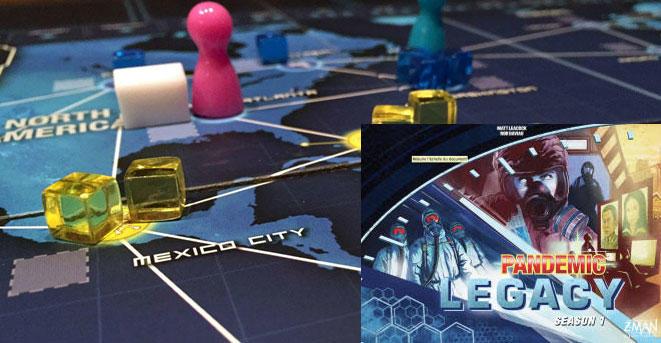 Pandemic Legacy Winner