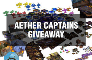 Aether Captains Giveaway