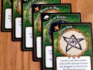 Feed the Shoggoth Cards