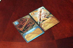 Warehouse 51 Counterfeit Cards