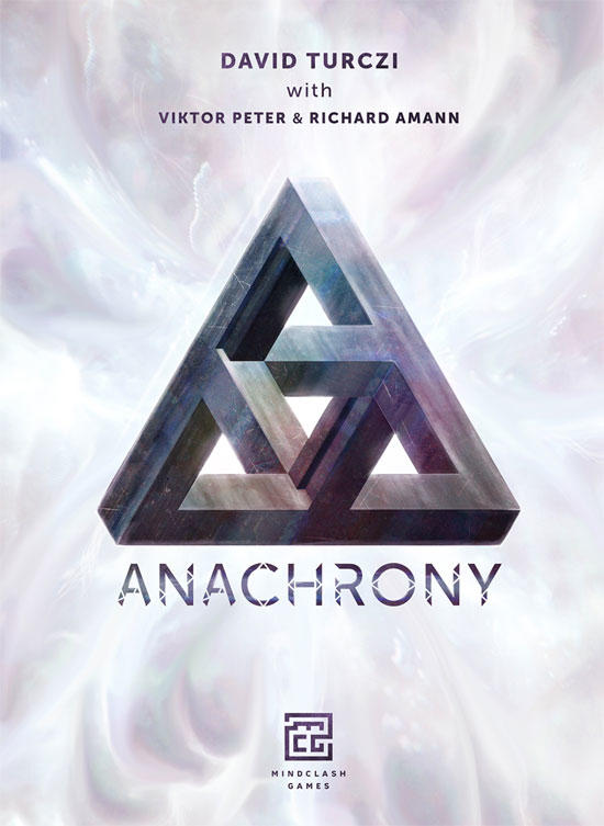 Anachrony Review | Board Game Quest image