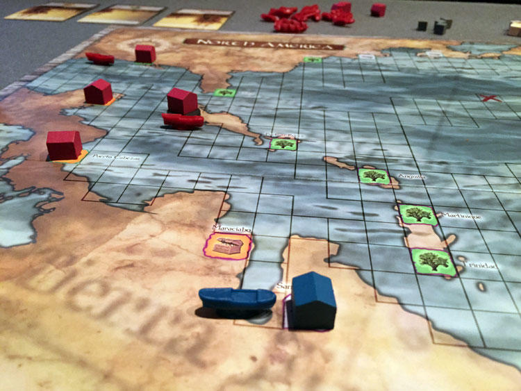 Empires At Sea Game Experience