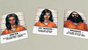 Jail Break Inmate Card