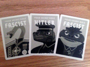 Secret Hitler Fascists