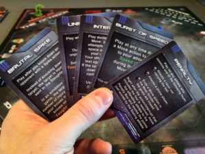 Slaughterball Cards