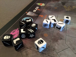 Slaughterball Dice