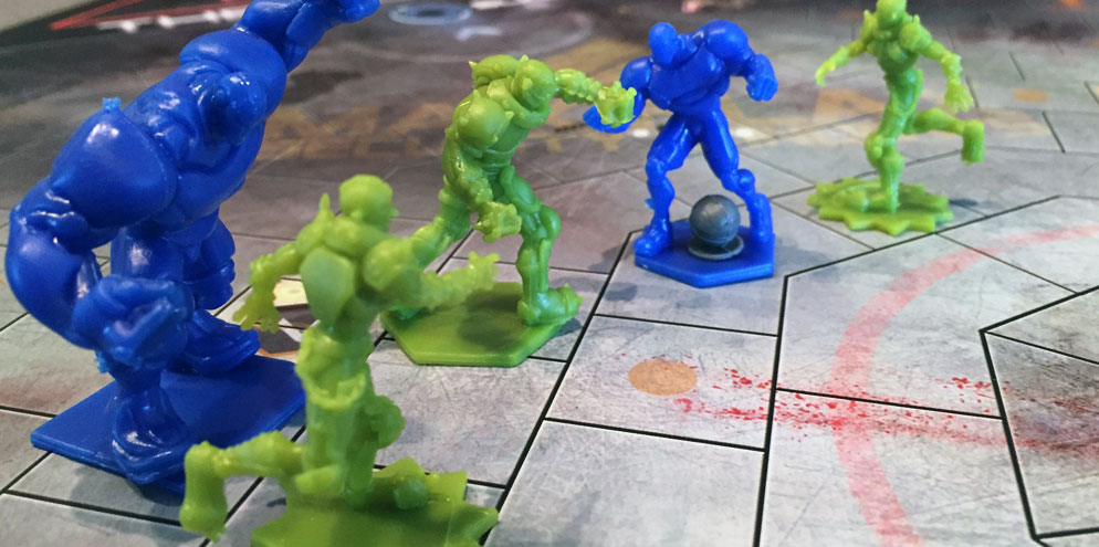 Slaughterball Review