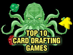 Top Ten Card Drafting Games
