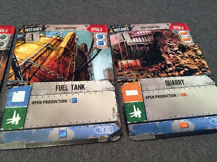 51st State Master Set Cards