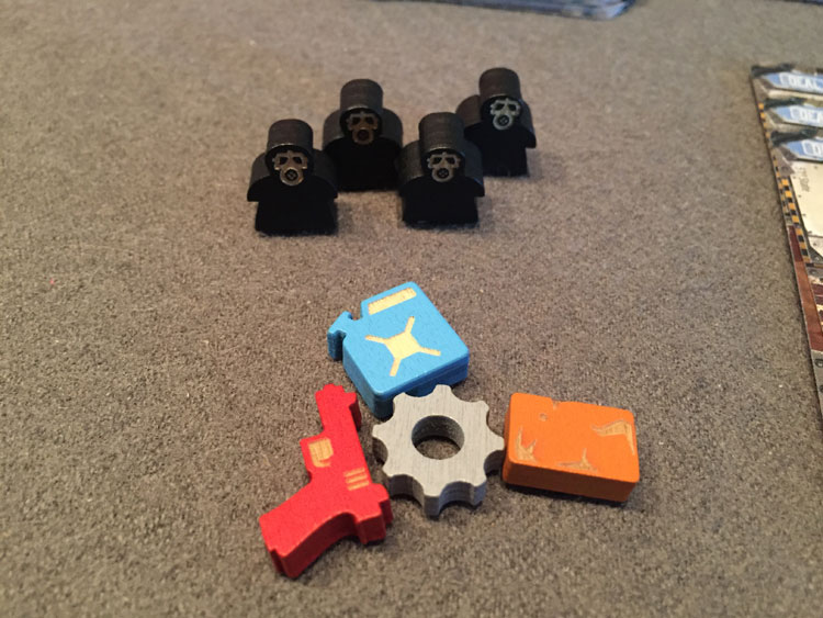 51st State Master Set Components