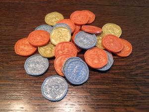Histrio Coins