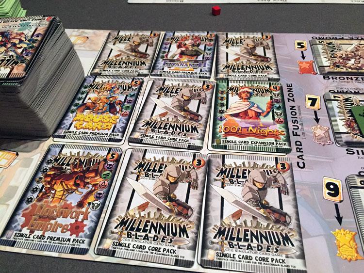 Millennium Blades Store