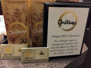 Origins Onitmama