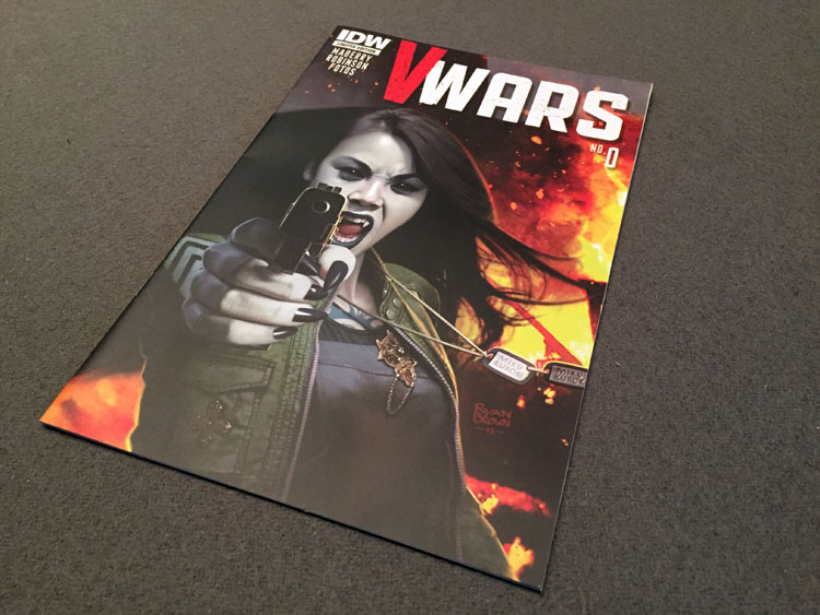 V-Wars Review   Board Game Quest