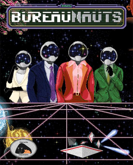 Bureaunauts Preview | Board Game Quest