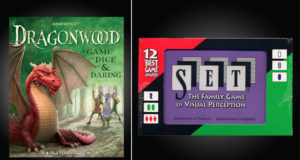 Family of Gamers Set and Dragonwood