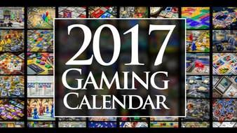 Gaming Calendar