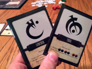 Mistborn House War Action Cards