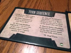 Mistborn House War Turn Sequence