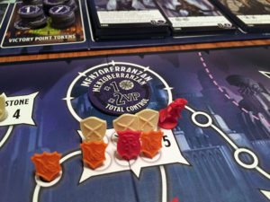 Tyrants of the Underdark Board
