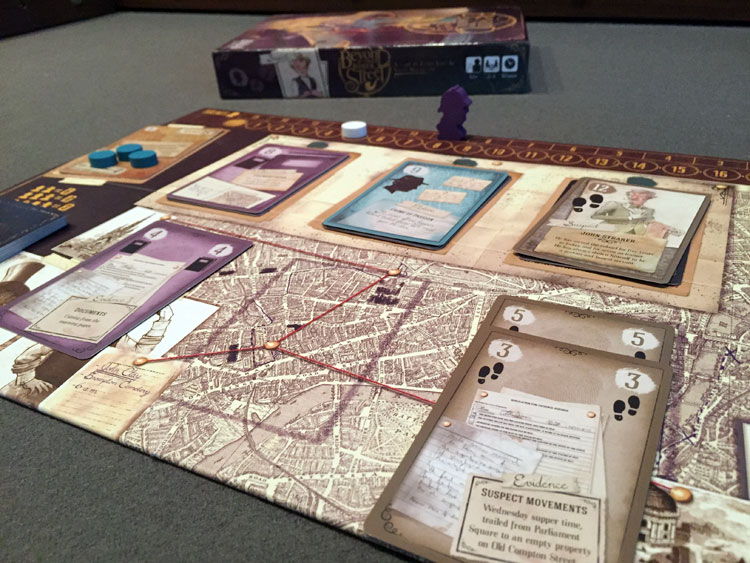 Beyond Baker Street Game Experience