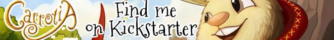 Carrotia Kickstarter