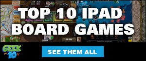Top 10 iPad Board Games