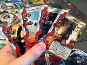 Cry Havoc Action Cards