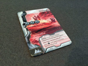 Cry Havoc Terrain Card