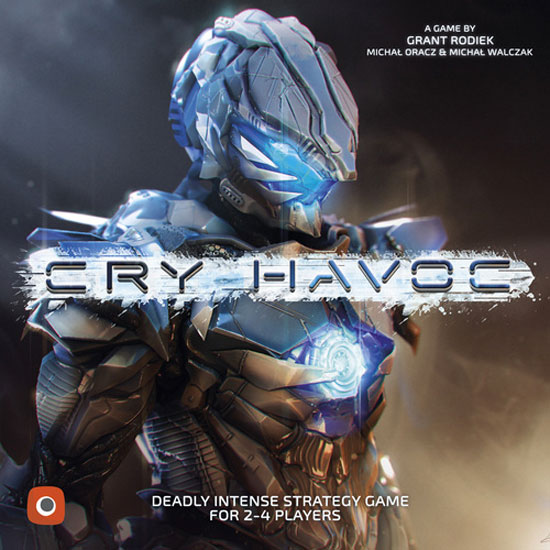 Cry Havoc Review | Board Game Quest image