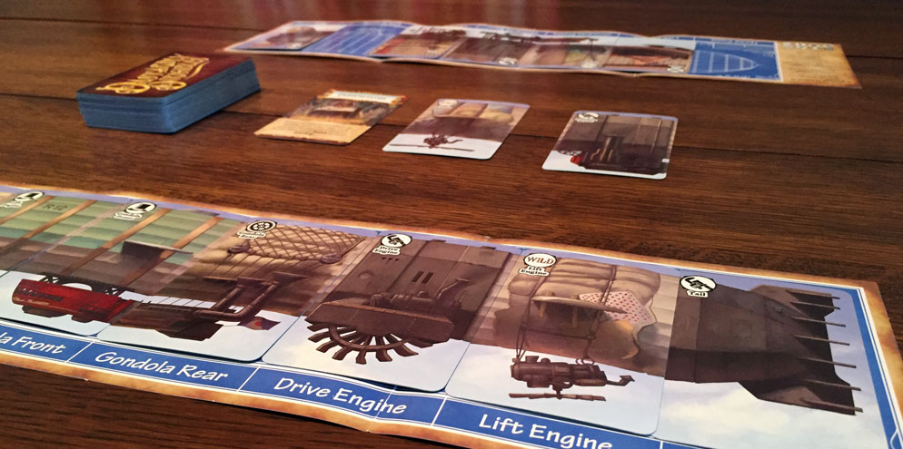 Dastardly Dirigibles Review