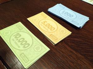 Get Rich Quick Paper Money