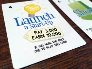Get Rich Quick Risky Card
