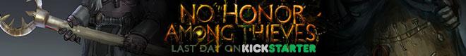 No Honor Kickstarter