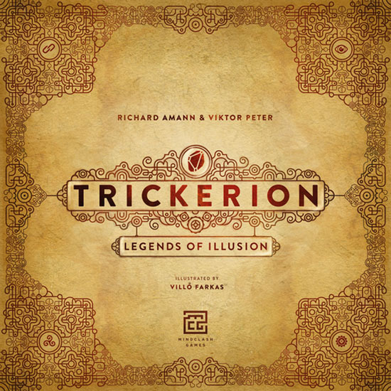 Trickerion: Legends of Illusion Review | Board Game Quest image