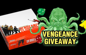 Vengeance Giveaway