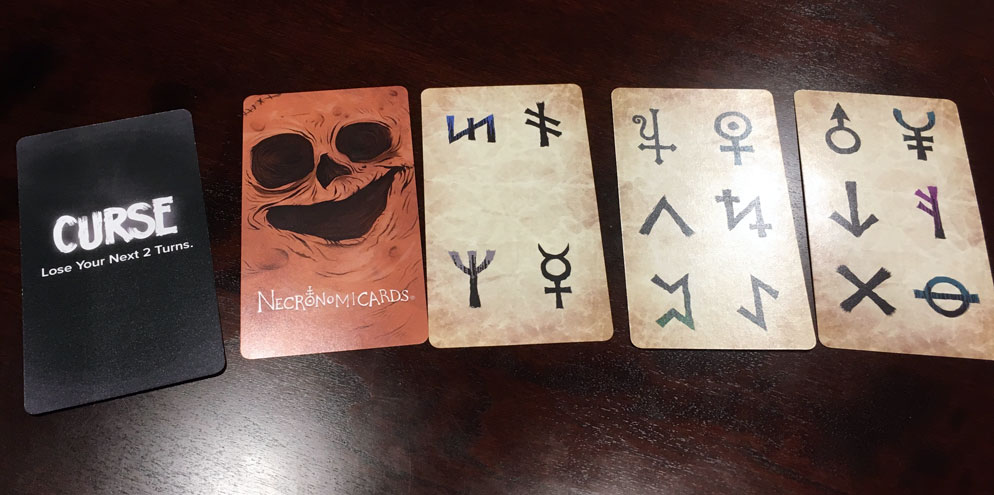 Necronomicards Review