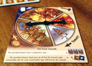 Tumult Royale Spinner