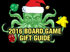 2016 Board Game Gift Guide